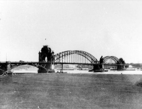 Startschuss vor 120 Jahren