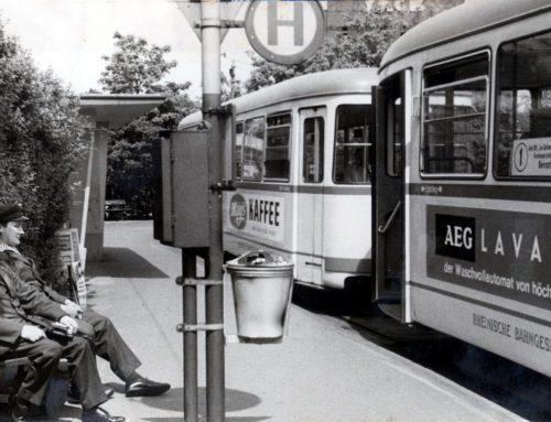 Zeitreise mit der Linie 701