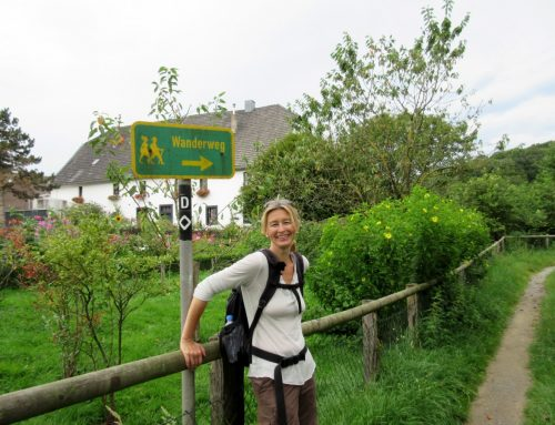 Auf Wanderschuhen durchs Rheinbahnland