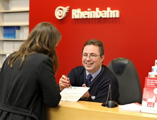 Mehr als nur Ticketverkauf: Die KundenCenter der Rheinbahn