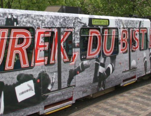 Rheinbahner und Fußballgott: 100. Geburtstag von Toni Turek