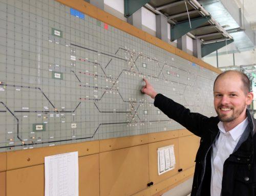 Moderne Technik im alten Tunnel: 170 Kilometer Kabel und über 30 Millionen Euro für ein neues Zugsicherungssystem samt Stellwerk