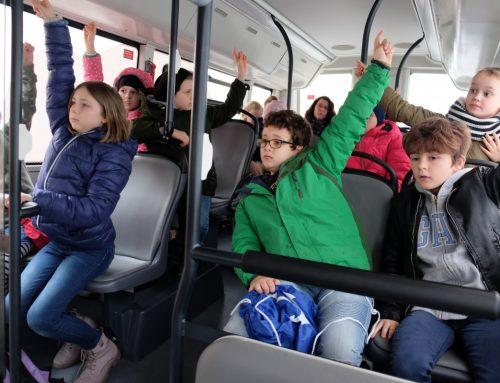 """Mit dem """"rollenden Klassenzimmer"""" zur richtigen Verkehrserziehung"""