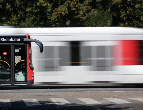 Warum kommen Busse und Bahnen zu spät?