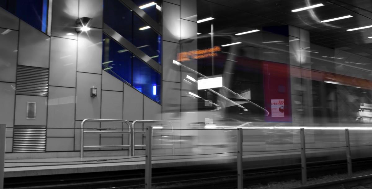 Schmuckbild Bahn