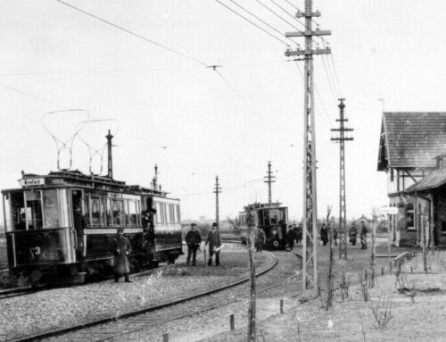 125 Jahre Rheinbahn: Düsseldorf entdeckt die linke Rheinseite