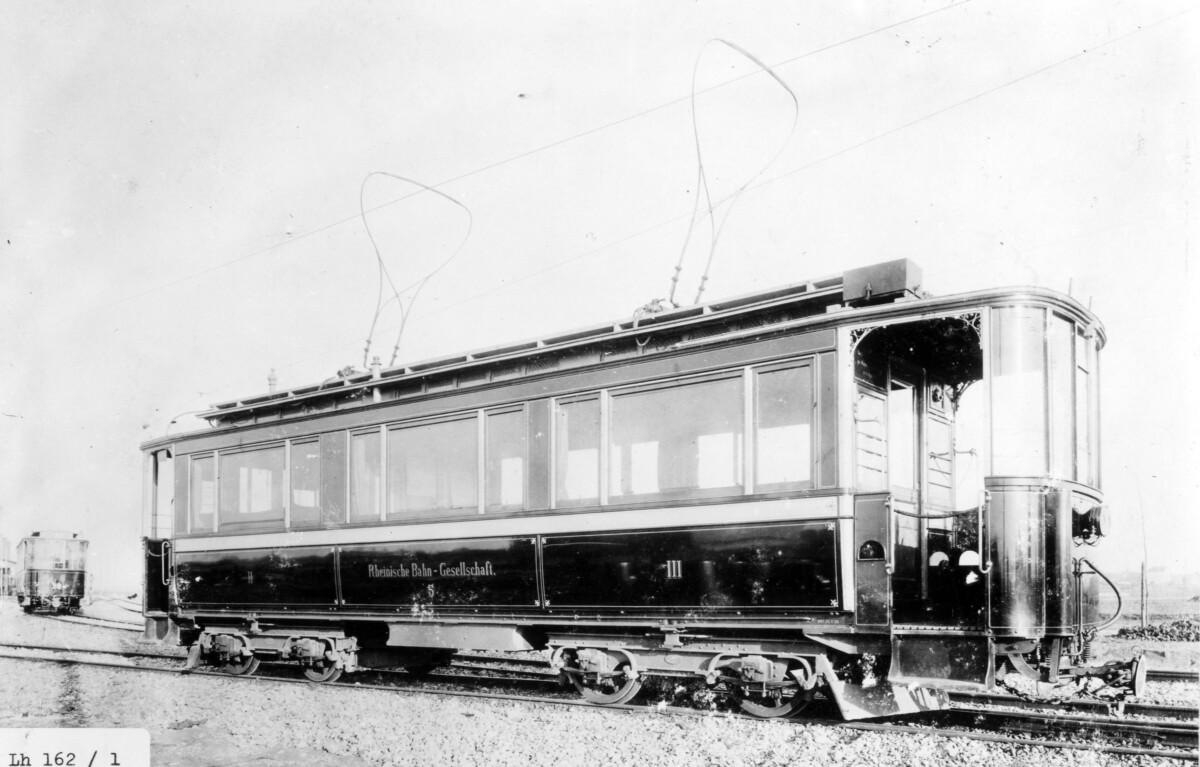 Triebwagen 5