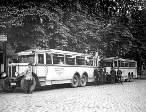 """125 Jahre Rheinbahn: Innovationen in den """"Goldenen Zwanzigern"""""""