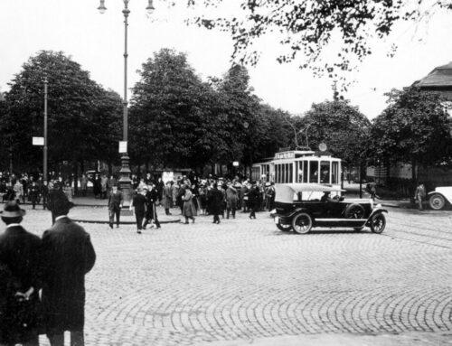 125 Jahre Rheinbahn: Die Rheinbahn und die GeSoLei