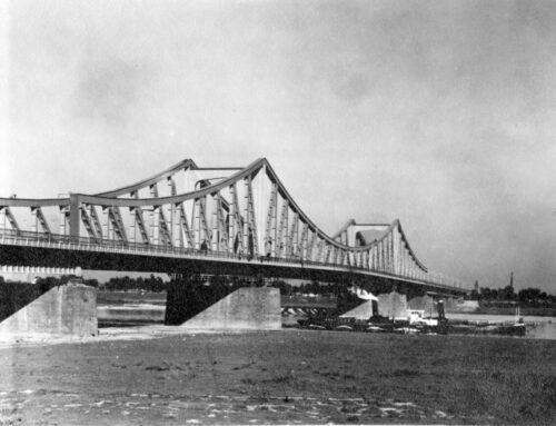 125 Jahre Rheinbahn: Vom Bau der Südbrücke bis zur Gründung des Düsseldorfer Flughafens