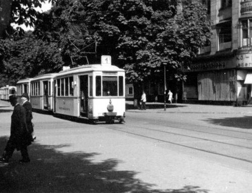 125 Jahre Rheinbahn: Der Zweite Weltkrieg in Düsseldorf