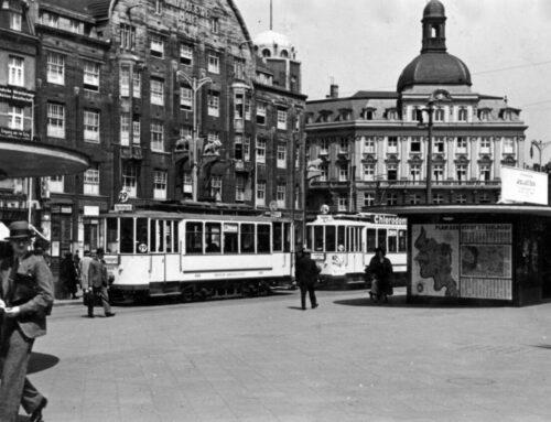 125 Jahre Rheinbahn: Die Nationalsozialisten übernehmen die Macht